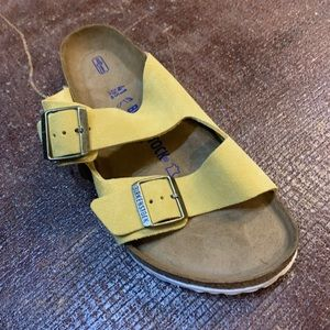 New In Box! EU 41 Birkenstock Arizona Suede Sandal